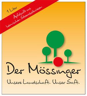 Mössinger-Etikett