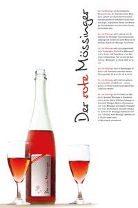 "Plakat ""Der rote Mössinger"""