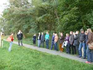 Führung am Panoramaweg Streuobst