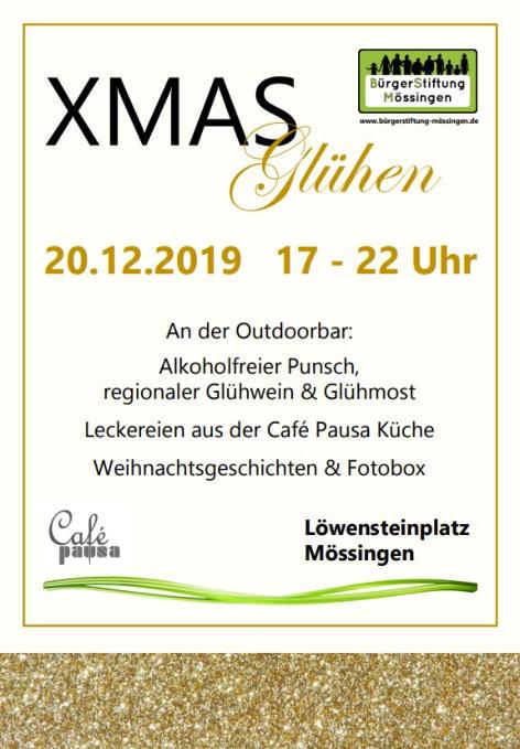 XMAS Glühen 2019