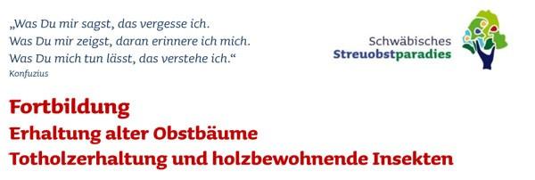 Ausschreibung-Fortbildung_Erhaltung-alter-Obstbaume-und-Totholz_titel