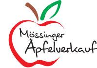 "Logo ""Mössinger Apfelverkauf"""