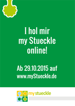 Banner myStueckle.de