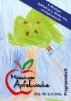 Programmheft der Mössinger Apfelwoche 2014