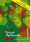 Programmheft der Mössinger Apfelwoche 2016