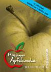 Programmheft der Mössinger Apfelwoche 2018