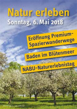 Flyer zum Naturerlebnistag herunterladen