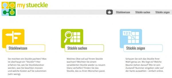 myStueckle.de: einfach, einleuchtend, zeitgemäß